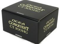 シマノ OCEA CONQUEST CT300HG オシアCQCT300HG 右ハンドル