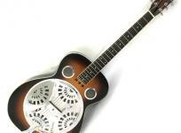 Regal ドブロ リゾネーター ギター ハードケース付 弦楽器 楽器
