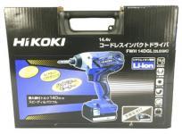 HIKOKI FWH14DGL(2LEGK) インパクトドライバ コードレス 14.4V 日立工機 電動 工具