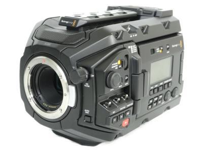 Blackmagic Design ブラックマジック デザイン Blackmagic URSA Mini Pro 4.6K ボディ 専用ビューファインダー ミニショルダーキット セット