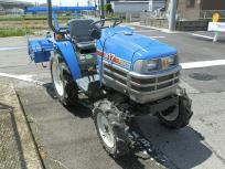 鳥取県米子市発 イセキ TM17 TM17F UDZP トラクター 17馬力 パワステ 逆転PTO PTO 農機具 エンジン一発 ロータリー 小型 直の買取