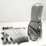 カタナゴルフ VOLTIO JAPAN Kabuto ゴルフクラブセット ドライバー アイアン パター 趣味 コレクション