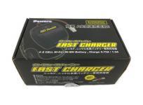 POWERS FAST CHARGER 充電器 ニッケル水素バッテリー TMB-002 3点 セット