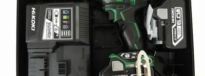 HiKOKI 日立 WH18DDL2 充電 インパクトドライバー コードレス 電動工具