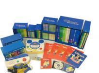 ワールドファミリー DWE 2004年頃 メインプログラム シングアロング トークアロング CD DVD セット 教材