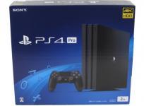 SONY PS4 PRO 2TB CUH-7200C B01 プレイステーション4 プロ 本体 ジェットブラック 4K HDR