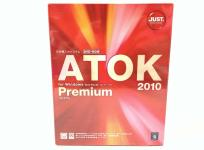ATOK 2010 for Windows Tech ver.23 Premium プレミアム パソコン DVD ROM PC