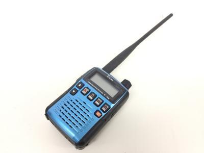 ICOM アイコム IC-R6 広帯域 ハンディ レシーバー 無線機 ブラック