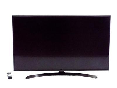 LG 49UJ630A 4K 49型 液晶 テレビ 17年製 映像 機器 大型