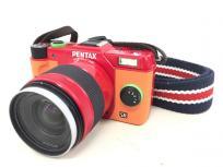 PENTAX ペンタックス Q10 TYPE 02 アスカ モデル エヴァンゲリオン レンズ ボディ セット ミラーレス 一眼レフ カメラ