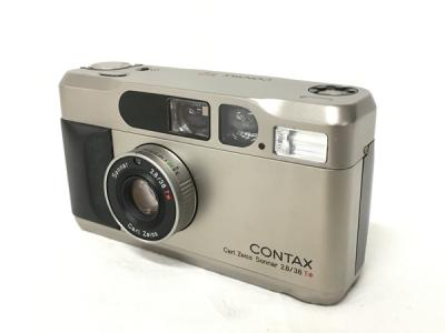 CONTAX T2 コンパクトカメラ Carl Zeiss Sonnar 2.8/38