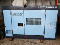 エアーマン 発電機 SDG25S-3B1 SDG25S エンジン ジェネレーター ディーゼル 直