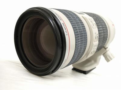 Canon キヤノン EF70-200mm F4L IS USM カメラ ズームレンズ