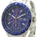 SEIKO セイコー クロノグラフ 7T92-0CF0 腕時計 メンズ クォーツ ステンレス
