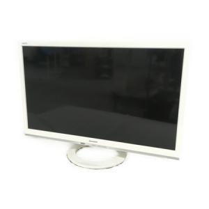 SHARP シャープ LC-24K40 AQUOS 液晶テレビ 24インチ ホワイト