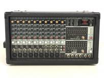 BEHRINGER ベリンガー PMP2000D EUROPOWER パワード ミキサー 音響 機材 音楽