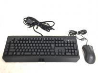RAZER BLACKWIDOW CHROMA V2 ゲーミング キーボード DeathAdder Elite マウス セット レイザー
