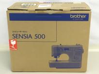 brother ブラザー SENSIA 500 CPE0004 コンピューターミシン