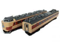 TOMIX 92334 92335 JR485系 特急電車 雷鳥 Nゲージの買取