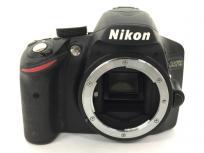 Nikon ニコン D3200 デジタル 一眼レフ カメラ ボディ ブラック