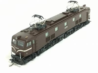 KATO カトー 3020-4 EF58 初期形大窓 茶 電気機関車 動力車