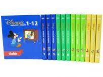 DWE ディズニーワールドイングリッシュ ストレートプレイ 2012年頃 DVD こども英語教材