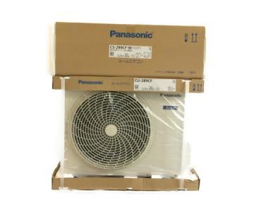 パナソニック Panasonic CS-289CF インバーター 冷暖房除湿タイプ ルームエアコン