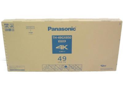 Panasonic パナソニック VIERA ビエラ TH-49GX850 LED 液晶テレビ 49V型