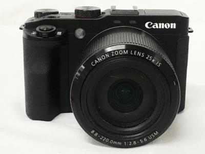 CANON PowerShot G3 X コンデジ カメラ ブラック