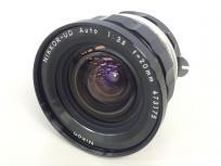 Nikon ニコン NIKKOR-UD Auto F3.5 20mm カメラ レンズ