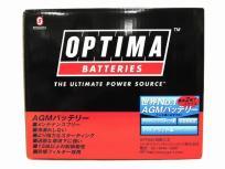 OPTIMA D1000S イエロートップバッテリー オプティマ 高性能 バッテリー AGMバッテリー