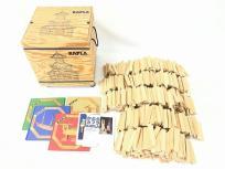 KAPLA 積み木 魔法の板 知育玩具 木箱付き カプラの買取