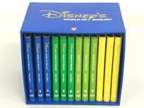 ワールドファミリー DWE Basic ABCs+ DVD 12巻 教材 幼児向け