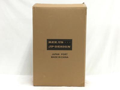 JP DESIGN スーツケース LLサイズ 総外寸約76×50×30cm 容量約86L 重量約5.3kg