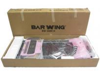 BARWING BW-SRM14 ルームランナー 電動ランニングマシン トレーニング ジョギングマシン ピンク 大型