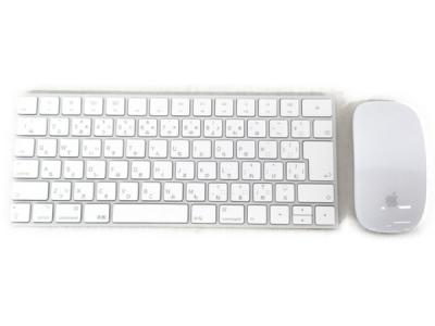 Apple Majic Mouse2 A1657 +Magic Keybord A1644 マウス キーボード パソコン 機器