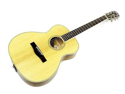 Fender PM-TE Travel Standard Natural エレアコ ギター