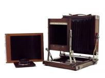 DEARDORFF ディアドルフ 8×10 C.P.GOERZ AM OPT CO DAGOR 9 1/2 IN F:6.8 レンズ セット