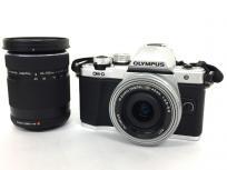 OLYMPUS OM-D E-M10II ダブルズームキット ミラーレス カメラ