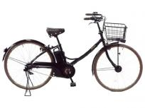 Panasonic パナソニック グリッター・A BE-ELGL63B 電動アシスト自転車 楽 大型