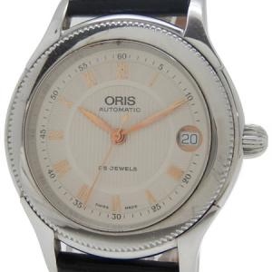 ORIS オリス 裏スケ 自動巻き 7453 腕時計