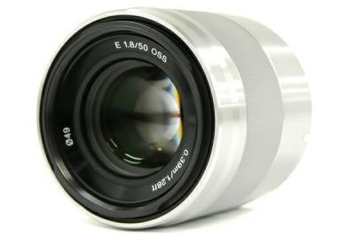 Sony 50mm F1.8 SEL50F18 OSS カメラ レンズ Eマウント ソニー