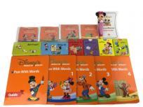 DWE ディズニーワールドオブイングリッシュ 2013 ミッキーマジックペンセット 英語教材の買取