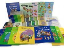 DWE ディズニーワールドオブイングリッシュ 2013 シングアロング 英語システム 英語教材の買取