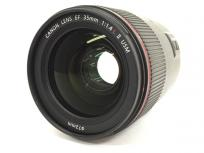 Canon EF 35mm F1.4L II USM レンズ カメラ