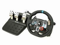 Logicool G29 Driving Force ドライビングフォース ステアリングコントローラー ゲーム カーの買取