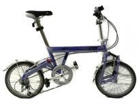 RISE und MULLER RM BD-1c スポーツ折り畳み自転車 ライズ&ミューラーの買取
