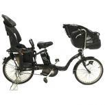 Panasonic Gyutto mini BE-ENMM033B 電動 アシスト 自転車 20型 パナソニック