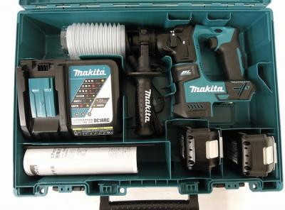 makita 17mm 充電式 ハンマ ドリル HR171DRGX