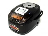 ZOJIRUSHI 象印 極め炊き NP-BH10-TA 圧力 IH 炊飯ジャー 5.5合炊き 炊飯器
